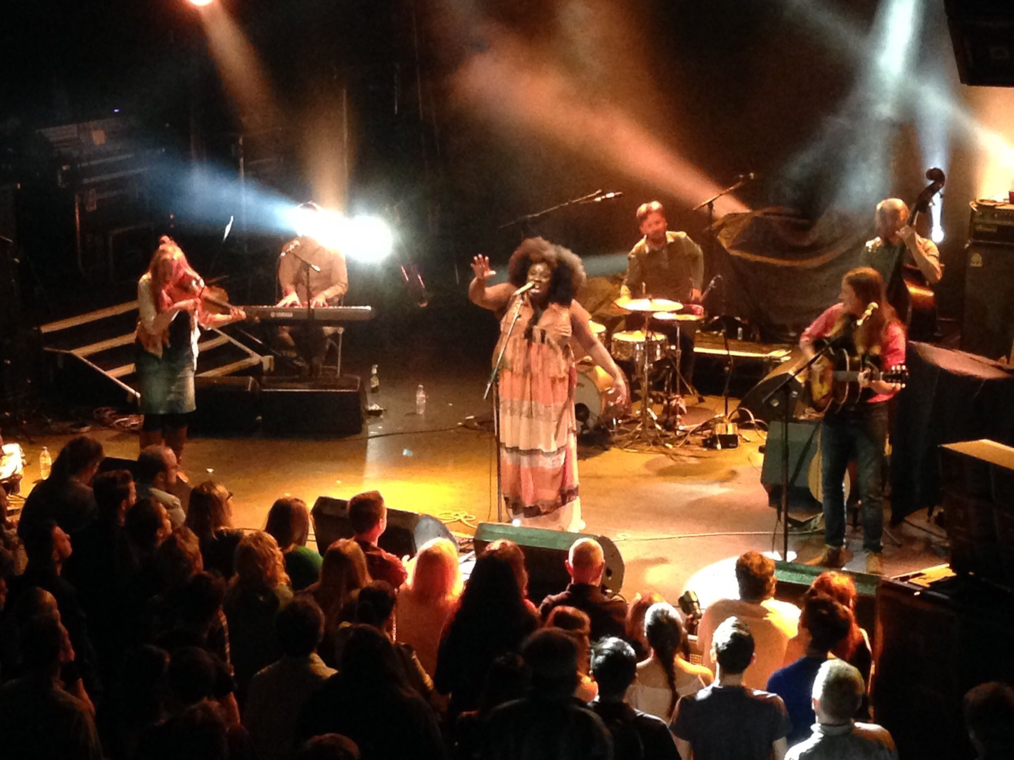 Yola Carter at Koko on June 21st 2016