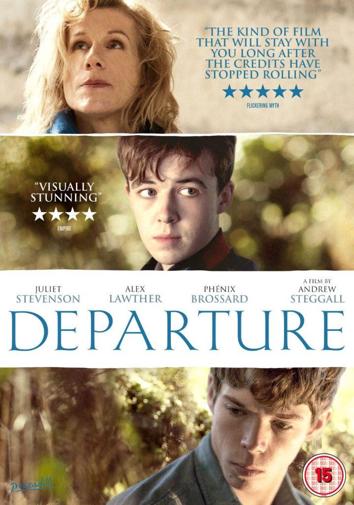 Pre-order Departure DVD on Amazon
