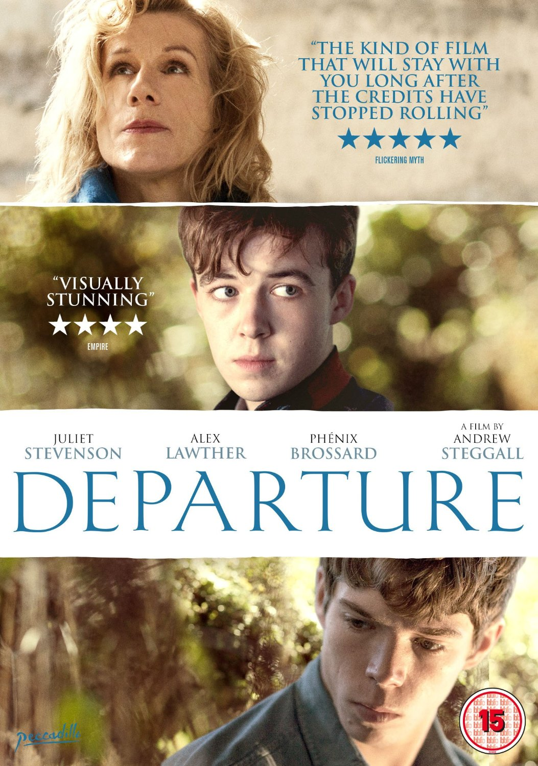 Pre-order Departure DVD on Amazon