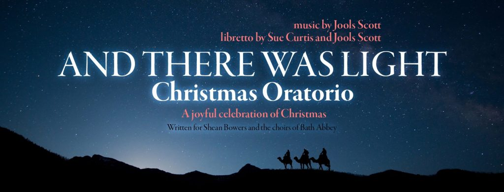 And There Was Light | a Christmas Oratorio