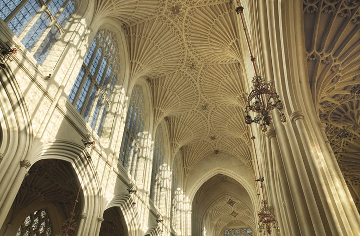Bath Abbey Mass Choir Concert