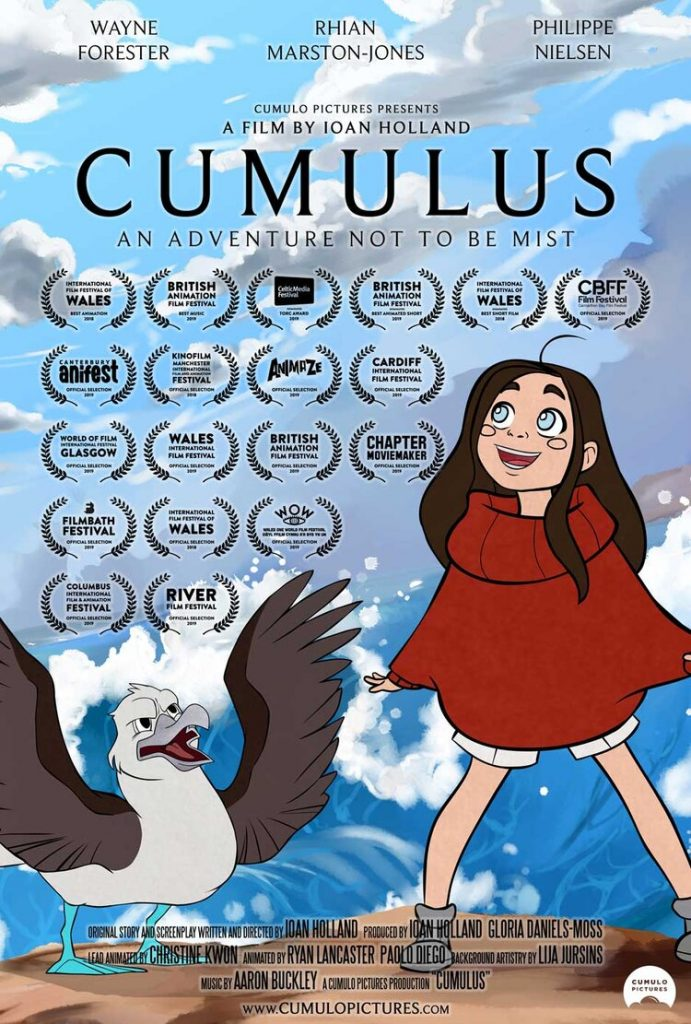 Cumulus Short Film Movie Poster